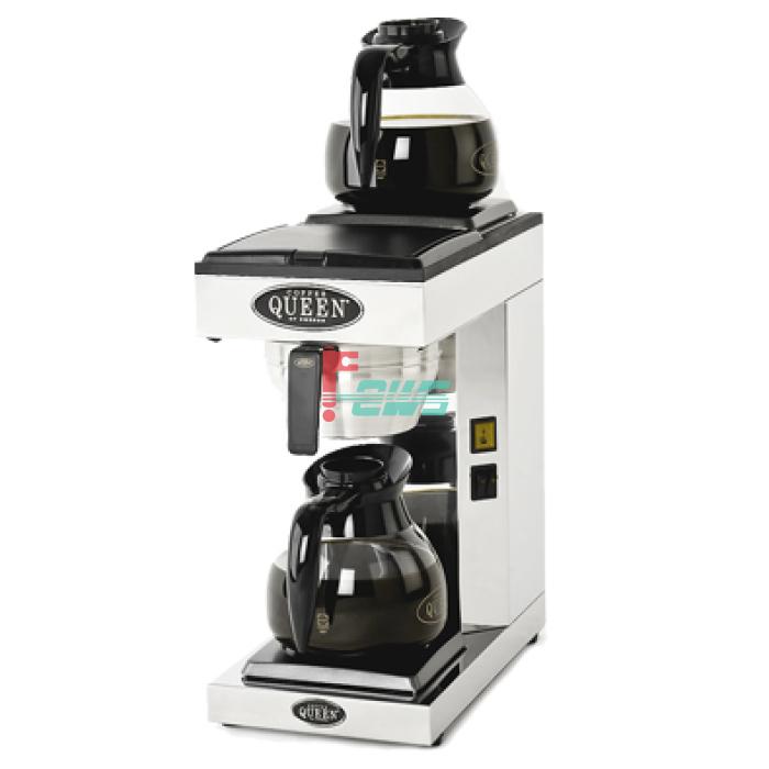 QUEEN M-2 手动型双盘咖啡机(配咖啡壶)