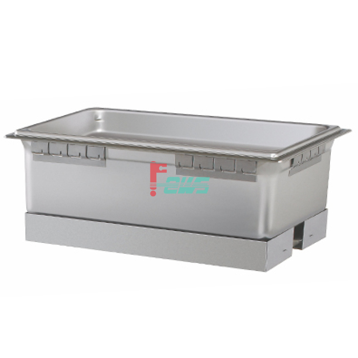 Hatco HWB-FUL 1/1 嵌入式保温汤池