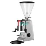 Mazzer LUX-MANUAL 手控型粉槽式咖啡磨豆机(银色)