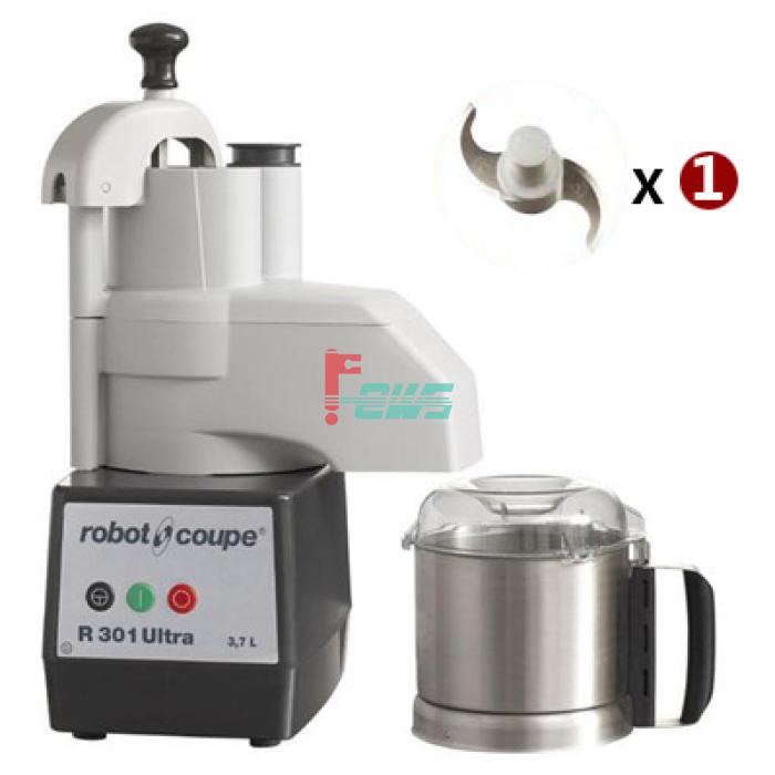 Robot-coupe R 301 Ultra R301 Ultra 食品处理机(不锈钢搅拌缸)