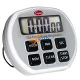 Cooper-ATKINS TC6 六按钮定时器(站立/磁铁/钢丝环/夹板)(正/倒计时)