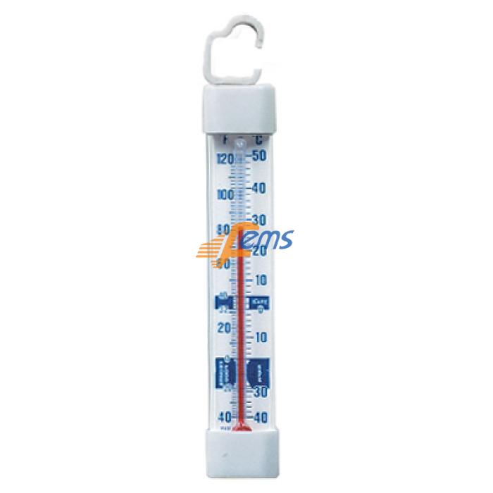 Cooper-ATKINS 330-0 冷柜、冷库垂直温度计(透明管)(摄氏/华氏)
