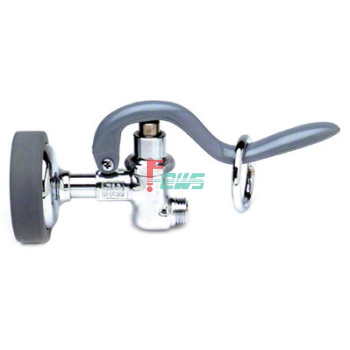 T&S B-0107 标准手控阀 (灰色)