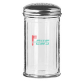 VOLLRATH 676 玻璃调味品罐(不锈钢多孔盖) Q