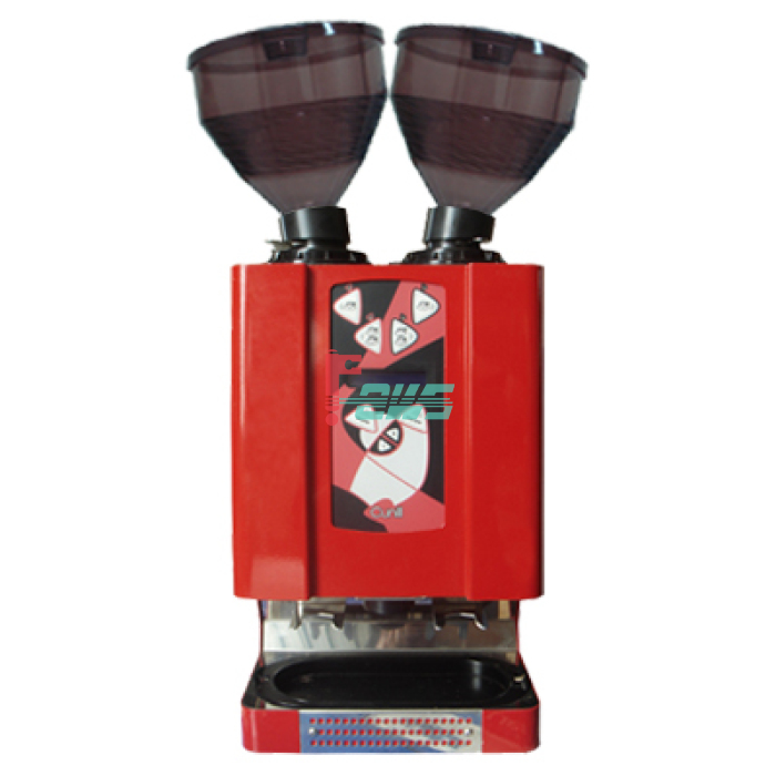 Cunill TANGOO-METAL 双槽电脑磨豆机(红色)