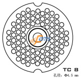 SIRMAN TC 8 TC 8 孔径4.5毫米不锈钢刀盘(双槽)