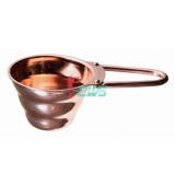 HARIO M-12CP V60 全铜质咖啡豆量勺 (12克豆)