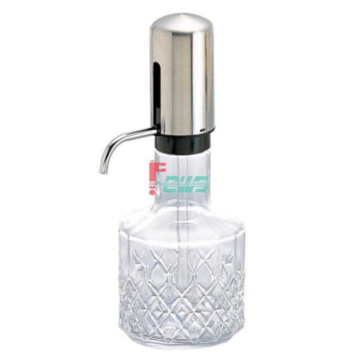 HARIO WP-1HSV 压泵式冷水樽 (银色)