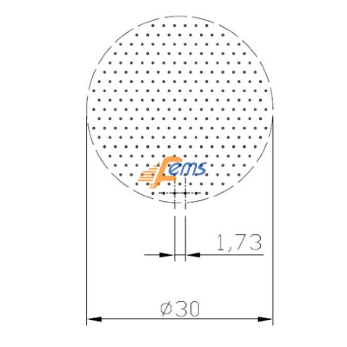 IMS B68 1T H 24.5 E 6/9g 单杯粉碗 (Precision)