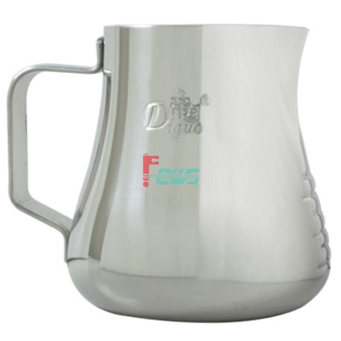 帝国 DLH-350 350 ml 蝶恋花奶沫杯 (本色)