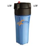"""沃特斯 M601F 10""""单支蓝色初滤桶 (不含滤芯)"""