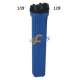 """沃特斯 M2043(I) 20""""单支蓝色初滤桶 (不含滤芯)"""