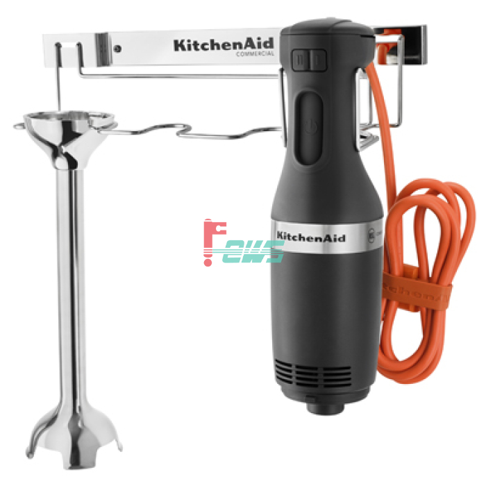 KitchenAid 5KHBC312C 手持式商用搅拌机 (双速)