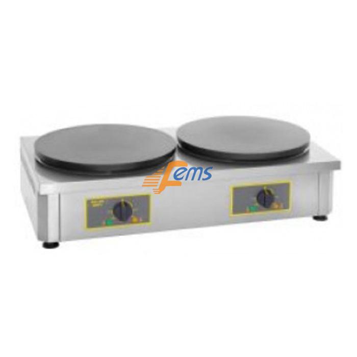 ROLLER GRILL CDE350 双头班戟炉(可丽饼机)
