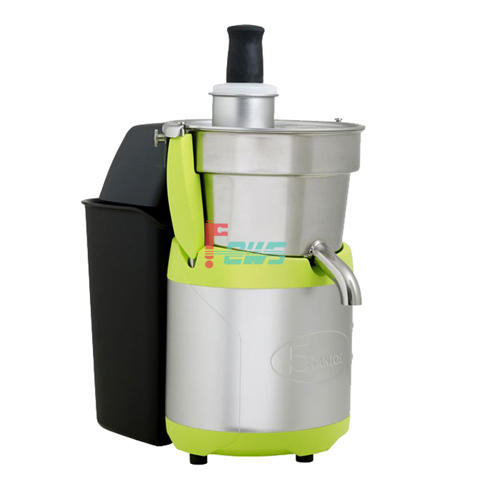 SANTOS 68 蔬果榨汁机 (自动排渣-渣桶)*