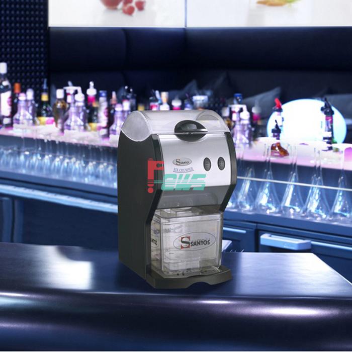 SANTOS 53 碎冰机联塑料桶(灰色)*