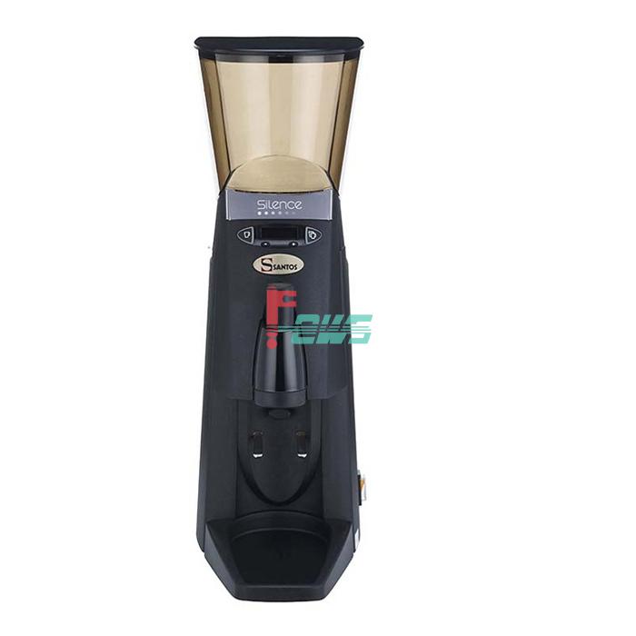 SANTOS 55 BF 即出型静音意式咖啡磨豆机(黑色)*