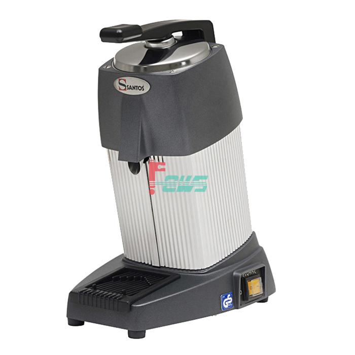 SANTOS 10 带压盖柳橙榨汁机 (灰色)*