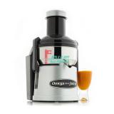 Omega BMJ332 大口蔬果榨汁机 (银色)