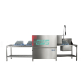 Hobart CN250-3853-R 电热通道式洗碗机(电子控制-右进)