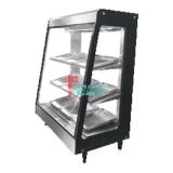 Hatco GMHDH-3PT 玻璃保温展示柜