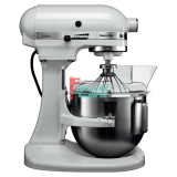 KitchenAid 5KPM5CWH 4.8L 升降式厨师机 (牛奶白色)