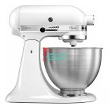 KitchenAid 5K45SSWH 4.3L 抬头式多功能搅拌机 (白色)