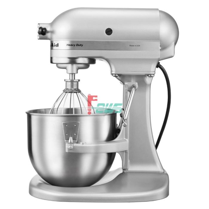 KitchenAid 5KPM5CSM 4.8L 升降式厨师机 (金属银色)