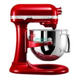KitchenAid 5KSM7580XCCA 6.9L 升降式厨师机 (珠光红色)