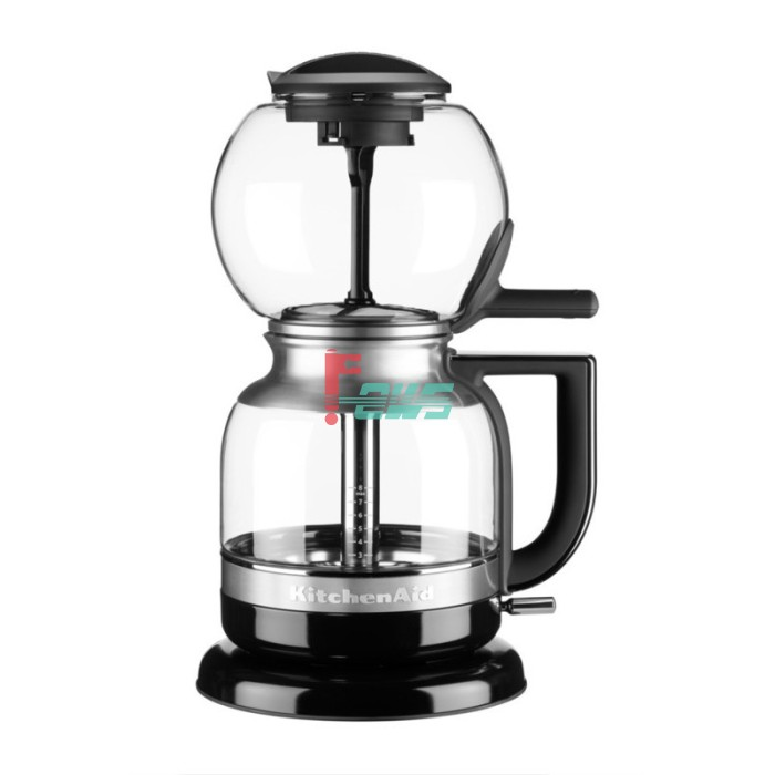 KitchenAid 5KCM0812COB 虹吸式咖啡机 (黑色)