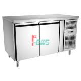 Teccold TG-1200CC 二门冷藏平台冷柜 (GN盘)