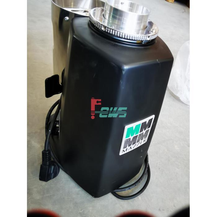 Mazzer SUPER JOLLY-MANUAL 手控型粉槽式咖啡磨豆机(黑色)(样品)