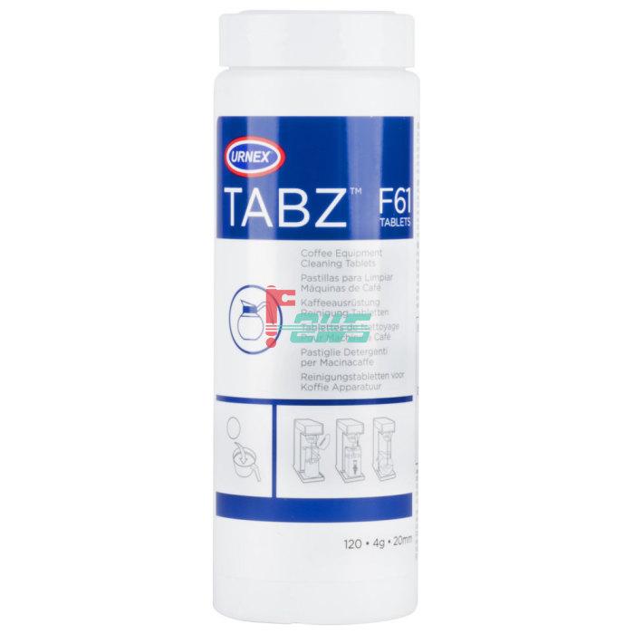 Urnex 13-F61-UX120-12 过滤式咖啡机清洗药片(4.0克*120片)