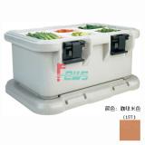 CAMBRO UPCS160-157 凯姆保温箱(咖啡米色)(样品)