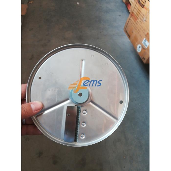 Robot-coupe 27047 4.0*4.0 mm 成形刀盘(切条用)(样品)