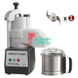 Robot-coupe R 301 Ultra R301 Ultra 食品处理机(不锈钢搅拌缸)(样品)