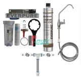 Everpure 621125-2A BH² 单头净水器(透明桶/旋把龙头)